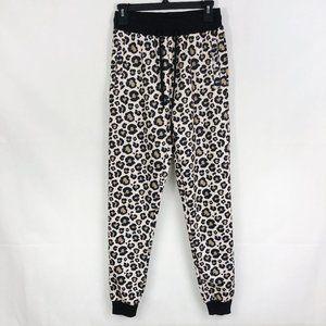 ! Fashion Nova Men Leopard Print Jogger Sweatpants